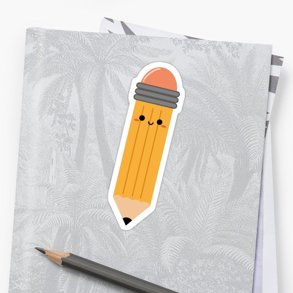 Little Pencil by AndySaljim
