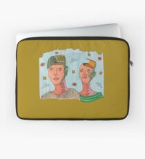 Scarbots: robots with scars Laptop Sleeve