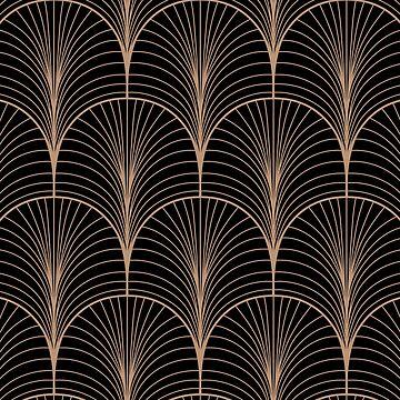 Art deco lines by hypnotzd