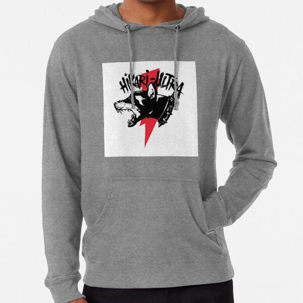 Zillakami x Sosmula Hikari Ultra Logo (City Morgue) [RED BOLT] Lightweight Hoodie