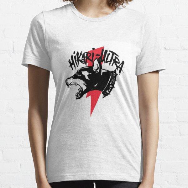 Zillakami x Sosmula Hikari Ultra Logo (City Morgue) [RED BOLT] Essential T-Shirt