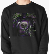 Creation of planets and space Pullover