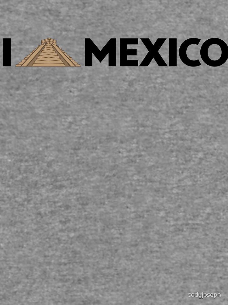 I love Mexico - Chichen by codyjoseph