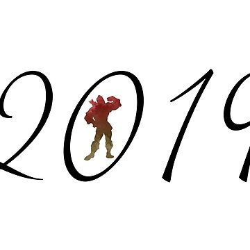 2019 Inspired Silhouette by InspiredShadows