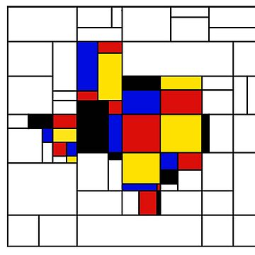 Texas du Mondrian by justintapp