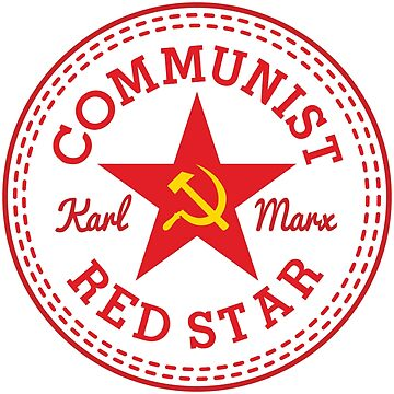 Commie Shoe Logo by 275M