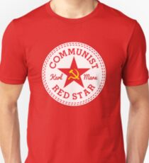 Commie Shoe Logo T-Shirt