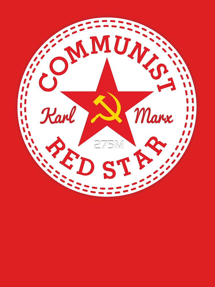 Commie Shoe Logo by 275M