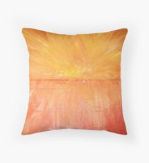 You Ain't Seen Nothing Yet Throw Pillow