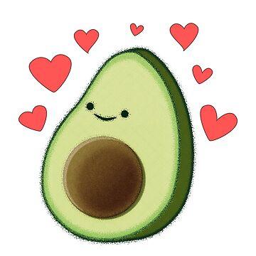Avocado Love by Almdrs