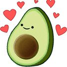 Avocado Love by Almdrs