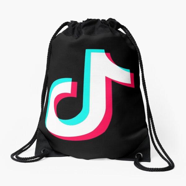 Tiktok  Drawstring Bag