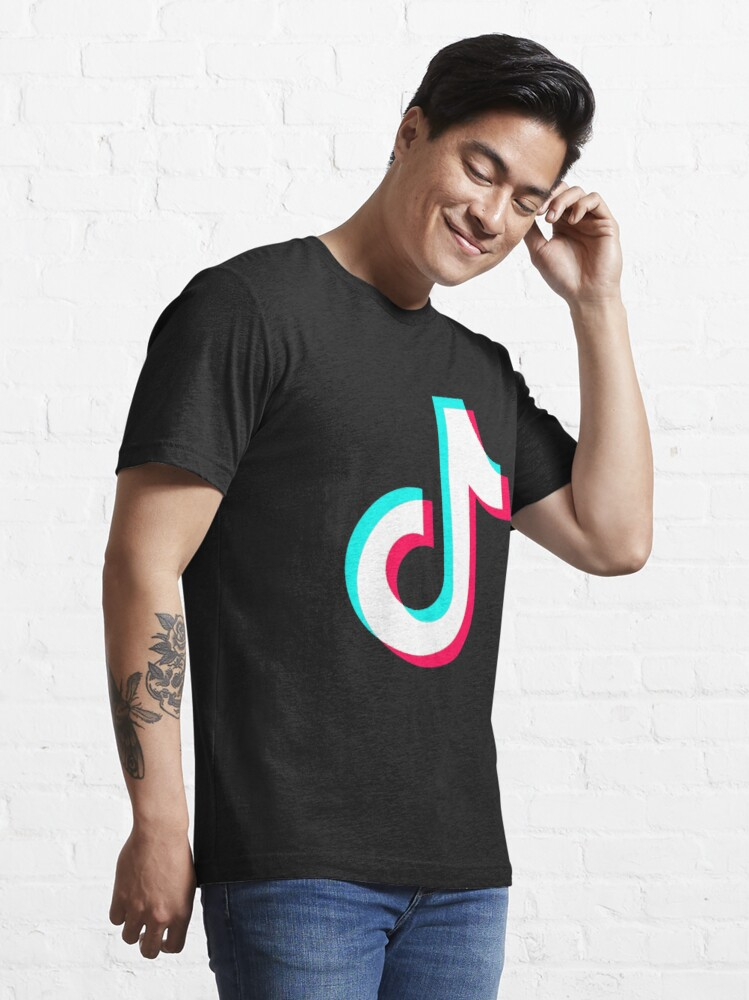 Alternate view of Tiktok  Essential T-Shirt