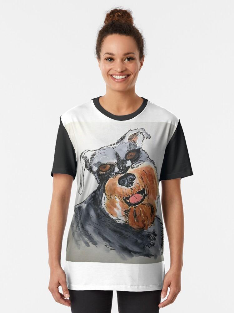 Alternate view of Rheinhart Graphic T-Shirt