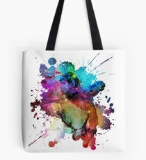 Spock of the Stars Tote Bag