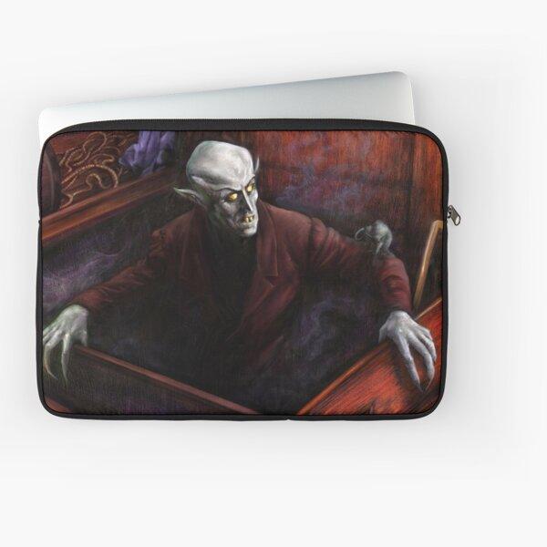 Dracula Nosferatu Vampire Laptop Sleeve