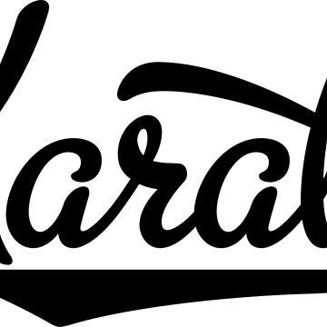 karate by Vectorqueen