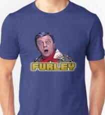 HERR. FURLEY - DREI UNTERNEHMEN Slim Fit T-Shirt