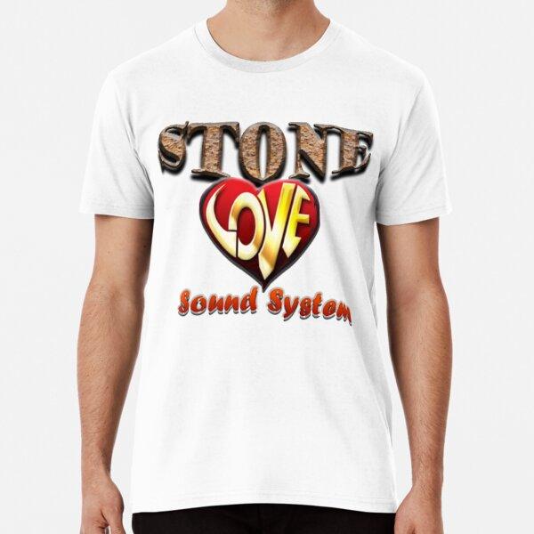 Stone Love Sound System Jugglin Jamaican Reggae Dancehall  Premium T-Shirt