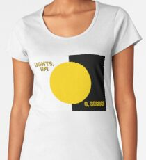 Improv - Lights, Up! &Scene! Women's Premium T-Shirt