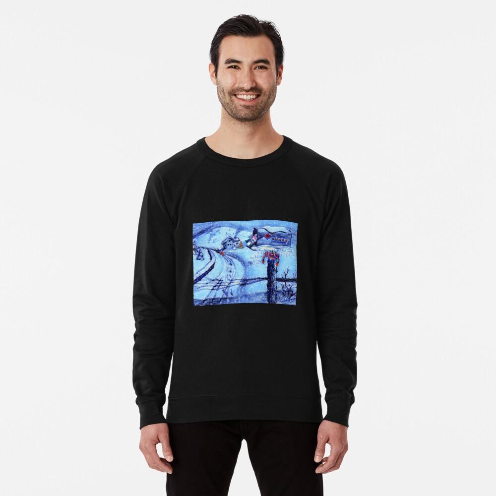 HOME FOR THE HOLIDAYS Lightweight Sweatshirt