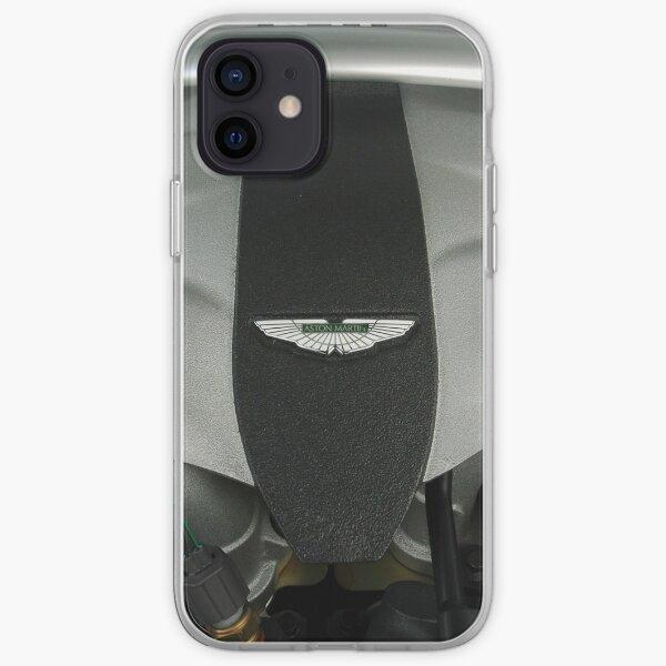 DB9 Engine iPhone Soft Case