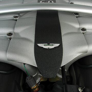 DB9 Engine by lizdomett