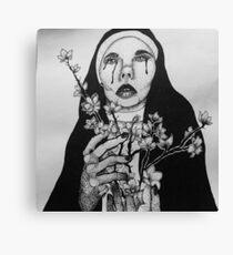 Idolatress Canvas Print