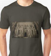Great Temple Abu Simbel T-Shirt