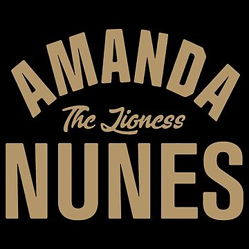 Amanda Nunes Old School by MillSociety