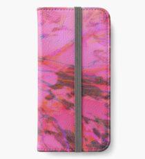 Fraktal Zora iPhone Flip-Case/Hülle/Skin