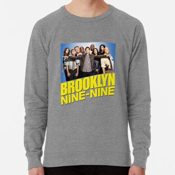 Brooklyn Nine Nine 99 - Cast and Logo Lightweight Sweatshirt