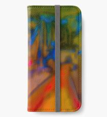 Colorful Abstract Art iPhone Wallet/Case/Skin