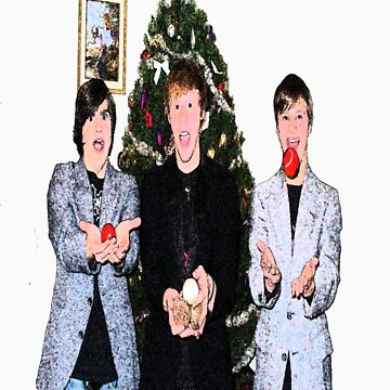 the end of november christmas by EndofNovember