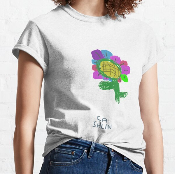 Cashlin BIG flower Classic T-Shirt