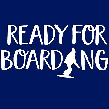 Snowboard - Ready for Boarding by Vectorqueen