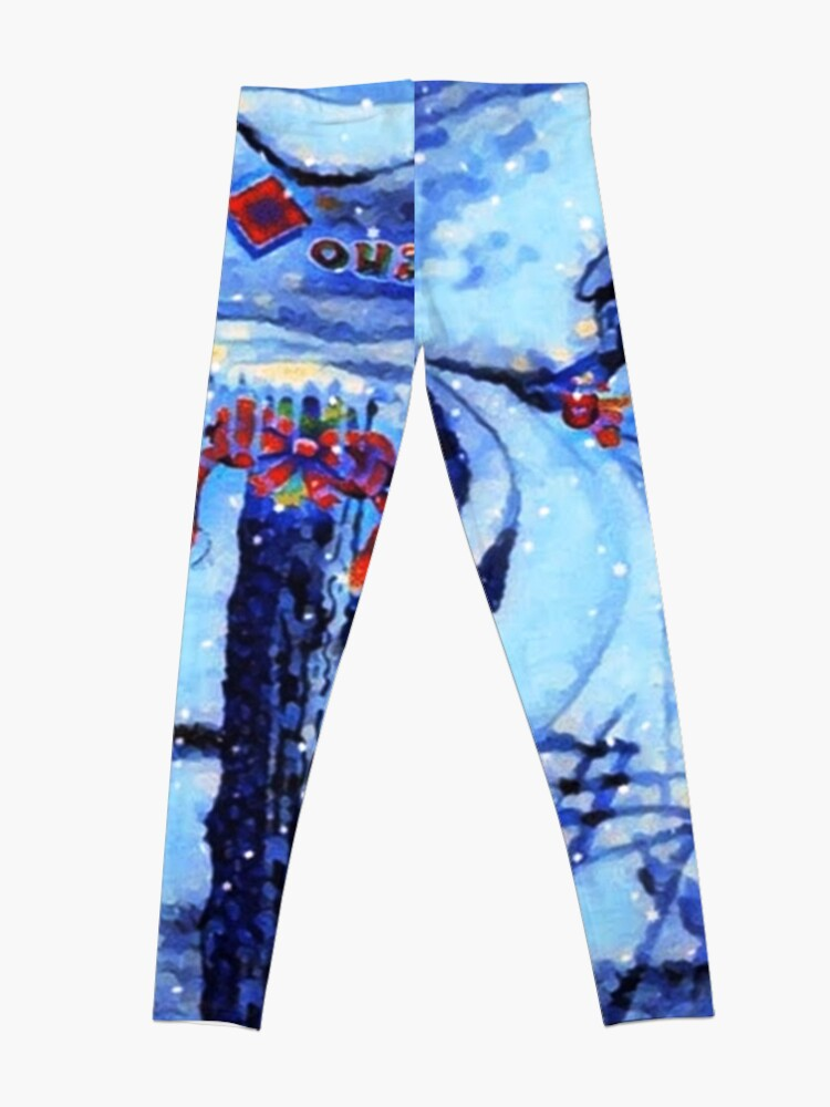 Alternate view of HOME FOR THE HOLIDAYS Leggings