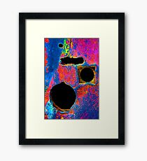 OnePhotoPerDay series: 015 by L. Framed Print