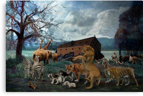 Noah's Ark  by Anna Shaw