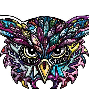 Advanced Owl Model Type 1 by OGjimbo