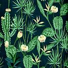 Tropical Print Design by banginT