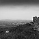 North East from Carn Brea by mikepom