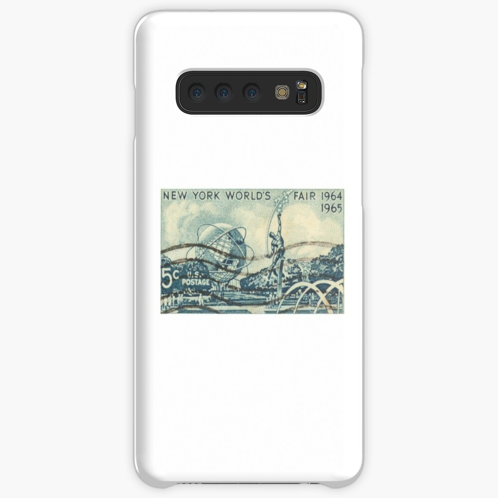 Vintage New York Case & Skin for Samsung Galaxy