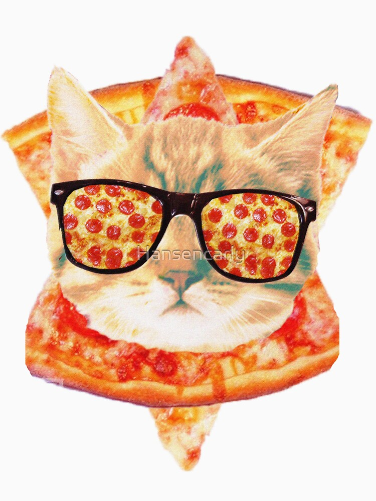 Kitty Pizza | Baseball  Sleeve