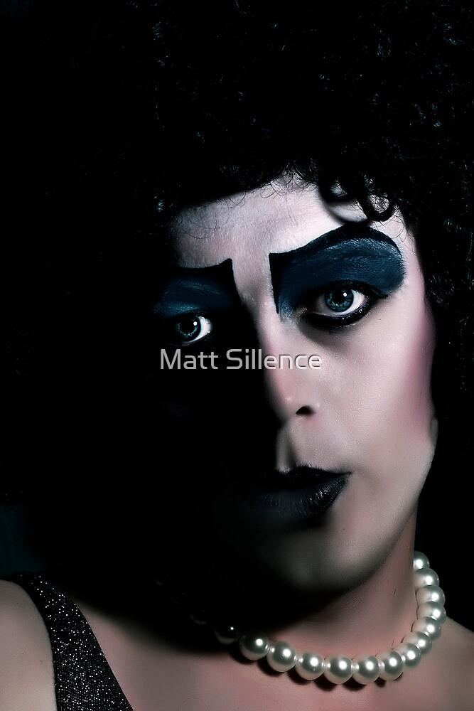 Rocky Horror Character by Matt Sillence