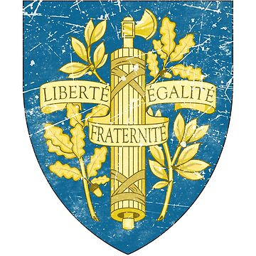 France Liberte Egalite Fraternite by quark
