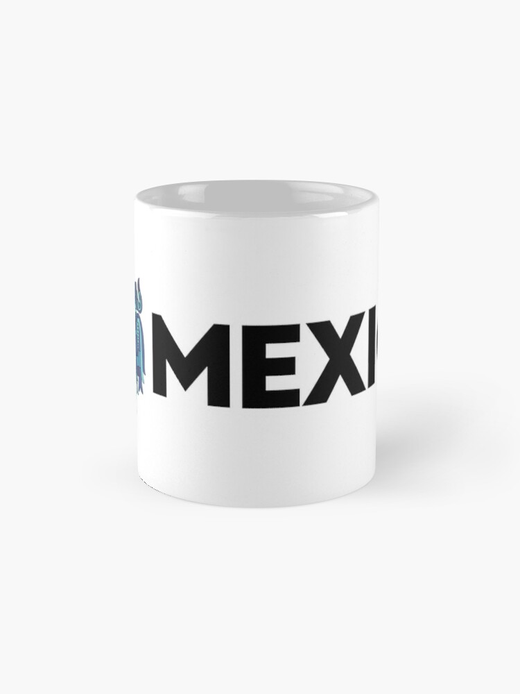 Alternate view of I Love Mexico - Tlaloc Standard Mug
