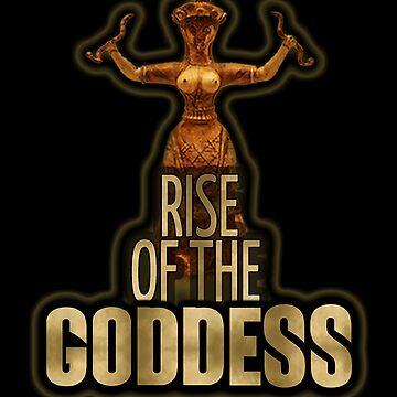 Rise Of The Goddess!!! by GetBigOnEm