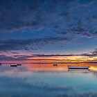 Beauty & Tranquility - Victoria Point Qld Australia by Beth  Wode