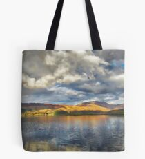 The beauty of Scotland Tote Bag